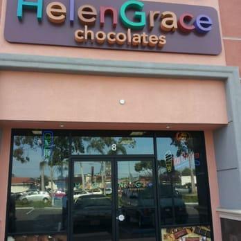 Helen Grace Chocolates Long Beach Ca