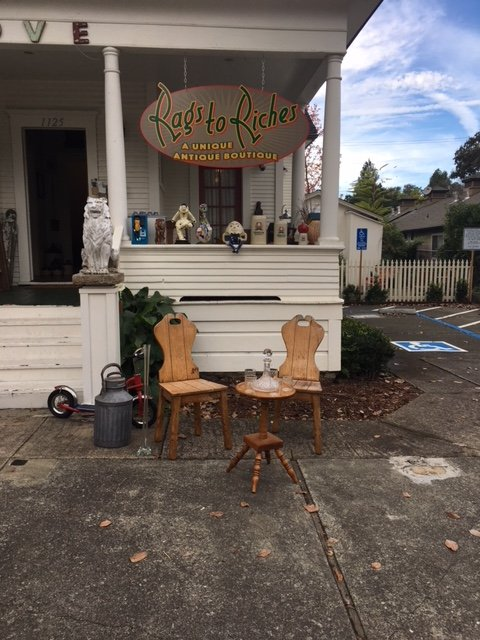 Rags to Riches: 1125 Lincoln Ave, Calistoga, CA