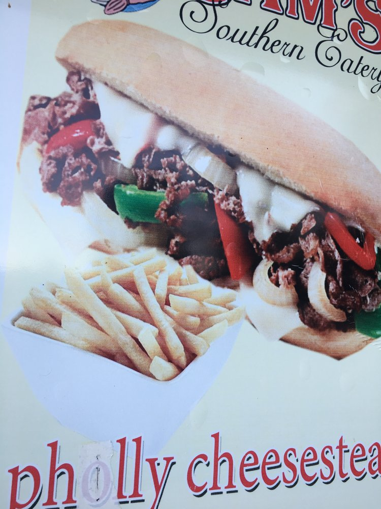 Sam's Southern Eatery & Seafood - Camden: 1292 Hwy 278, Camden, AR