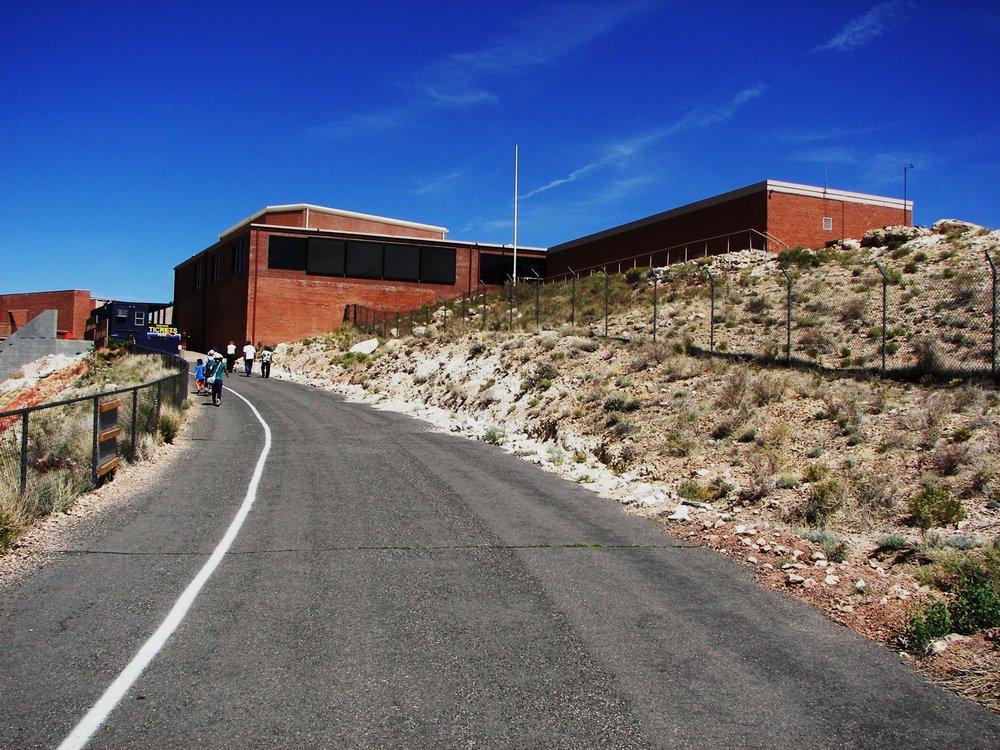 Meteor Crater: I 40 Exit 233, Winslow, AZ