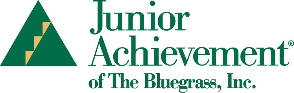 Image result for junior achievement of bluegrass logo