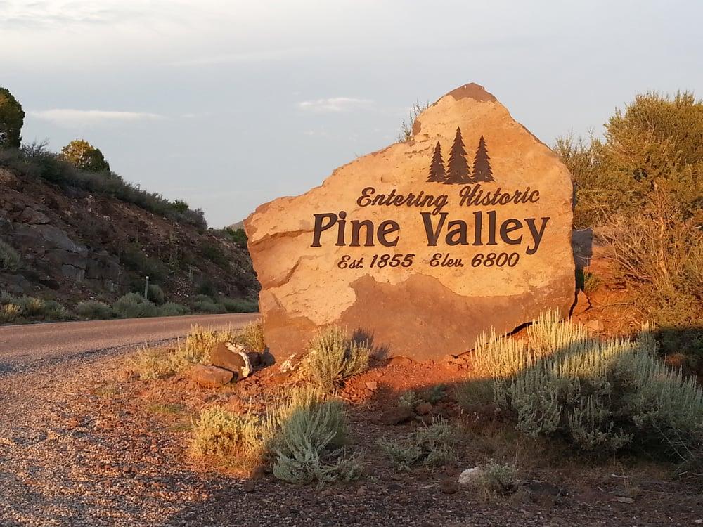 Town of Pine Valley: Veyo, UT