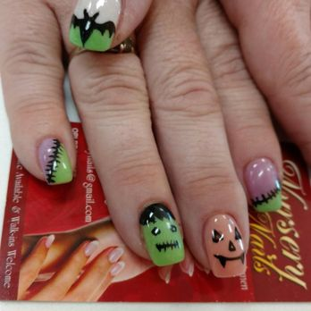 Photo Of Nursery Nails Linthi Heights Md United States I Love My