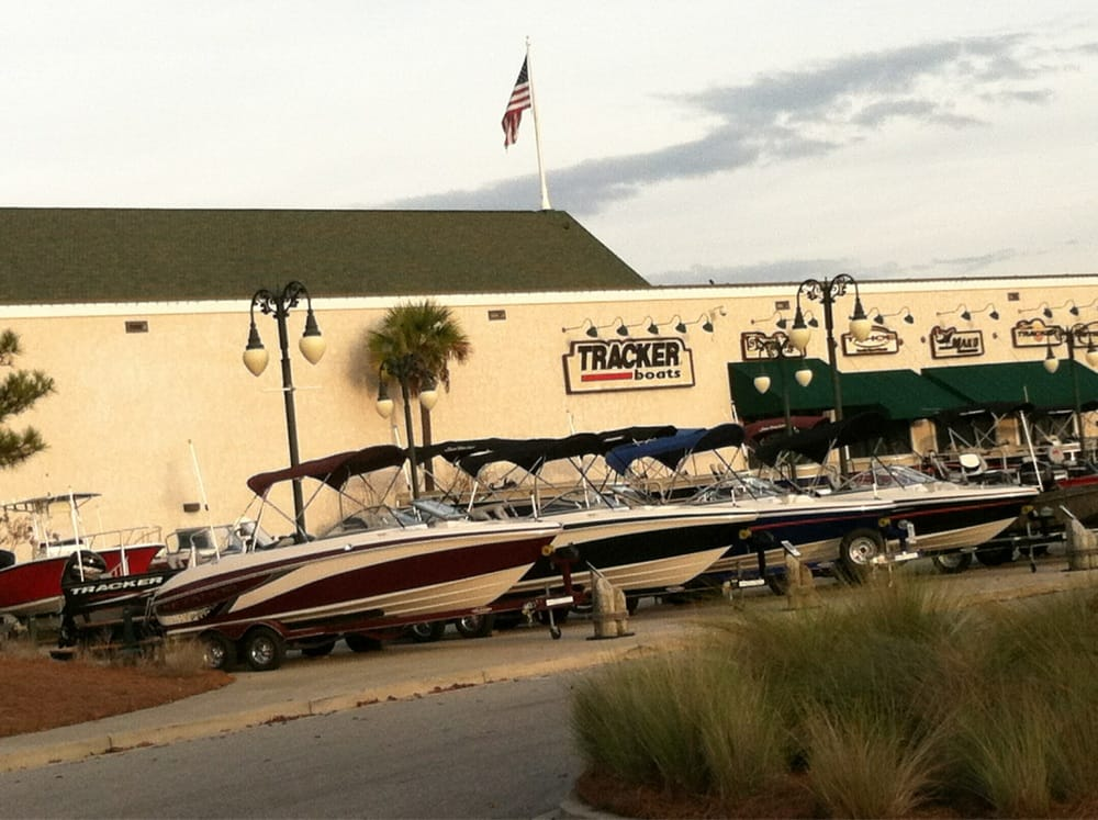 Bass Pro Myrtle Beach Phone Number