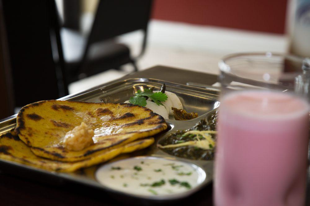 Saran Indian Vegetarian Cafe: 7708 C Backlick Rd, Springfield, VA