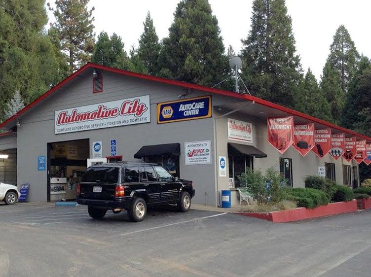 Automotive City: 13326 Brunswick Rd, Grass Valley, CA