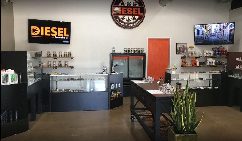 Diesel Cannabis: 3703 N Rockwell, Bethany, OK