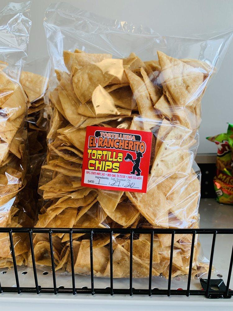 Tortilleria El Rancherito: 109 S SH 342, Red Oak, TX