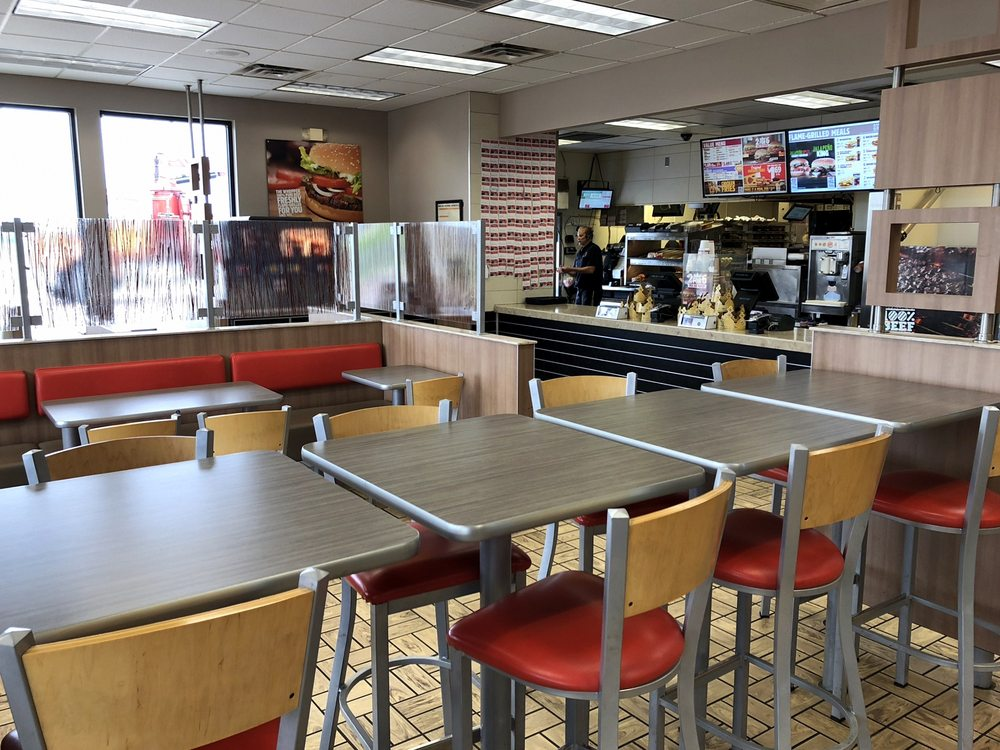 Burger King: 1506 W Cedar St, Beresford, SD