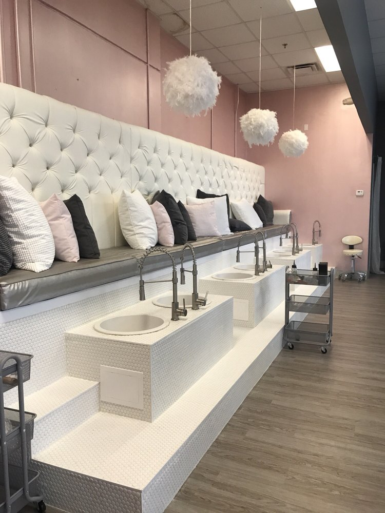 Soak & Polish Nail Bar: 29 12th St NW, Atlanta, GA