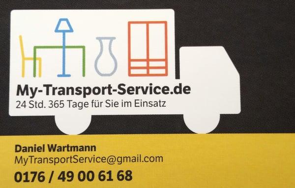 My Transport Service Movers Wellingsbutteler Landstr 1