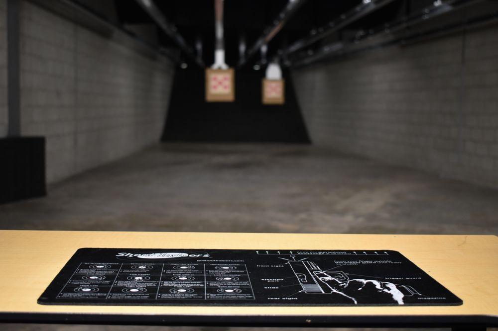Shoot Indoors Buckley: 1310 S Abilene St, Aurora, CO