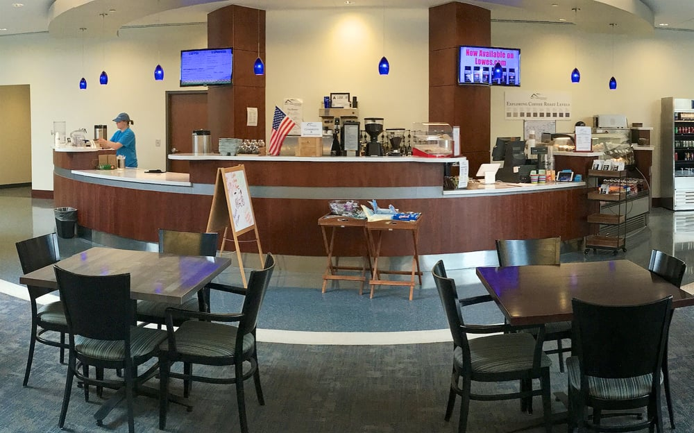Sky Mountain Coffee: 1605 Curtis Bridge Rd, Wilkesboro, NC