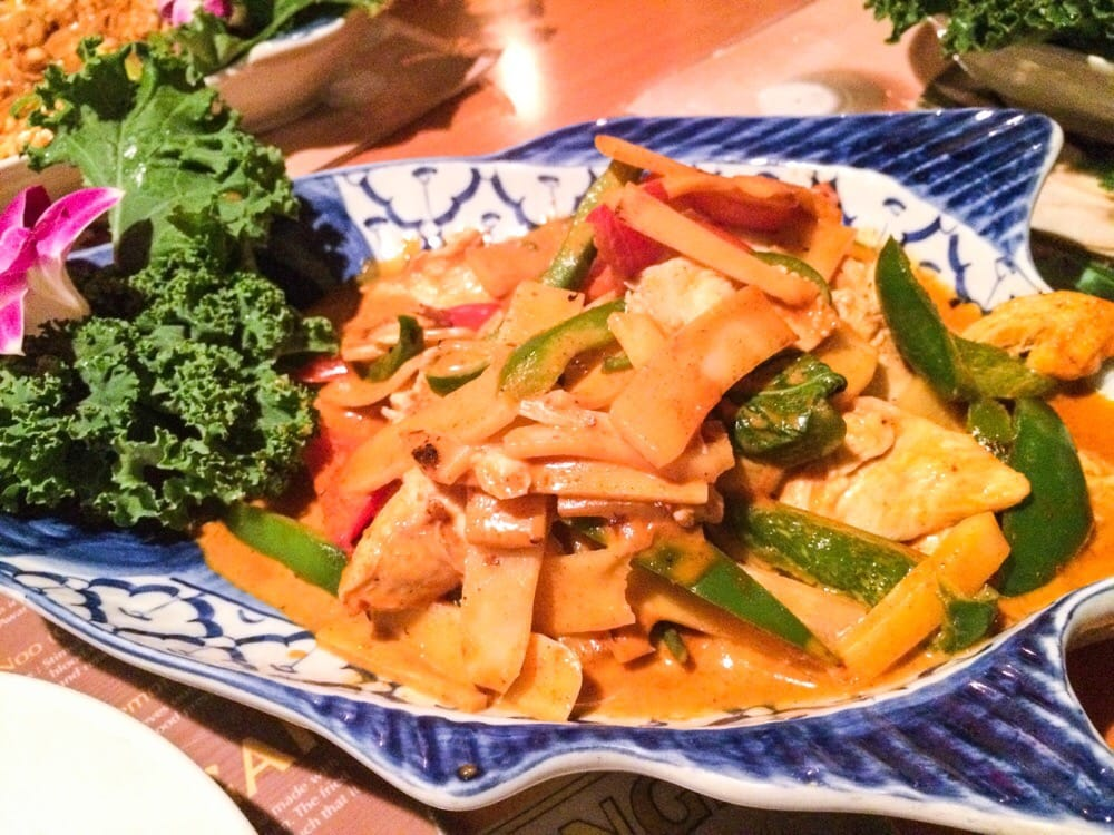 Lanna Thai Restaurant: 4871 Park St N, Saint Petersburg, FL