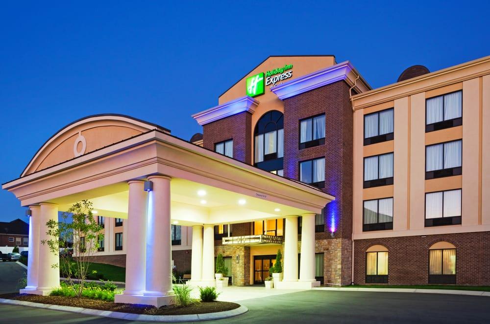 Holiday Inn Express & Suites Smyrna-Nashville Area: 2565 Highwood Blvd, Smyrna, TN