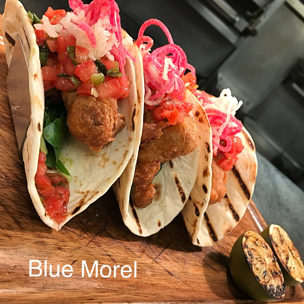 Social Spots from Blue Morel Restaurant and Wine Bar