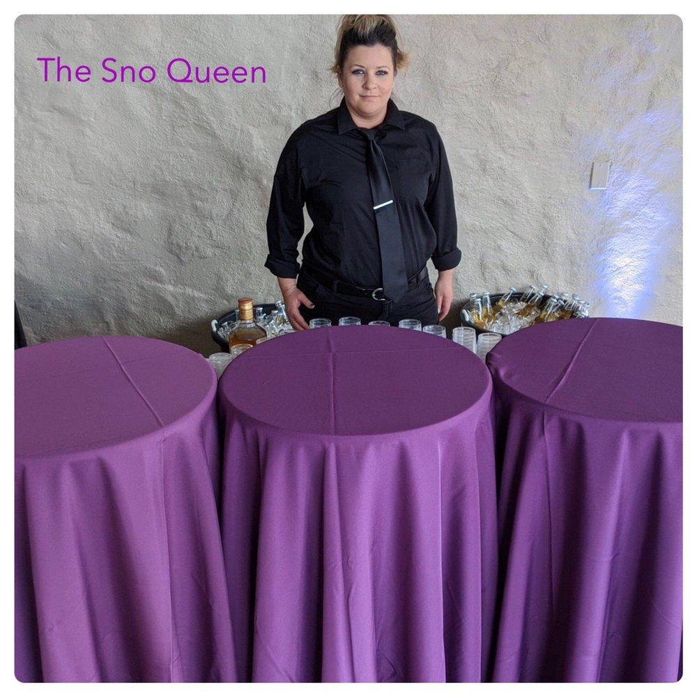 The Sno Queen: Oroville, CA