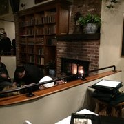 Apricot Glazed Lamb Photo Of The Hardcover Restaurant Danvers Ma United States Fireplace Seating In