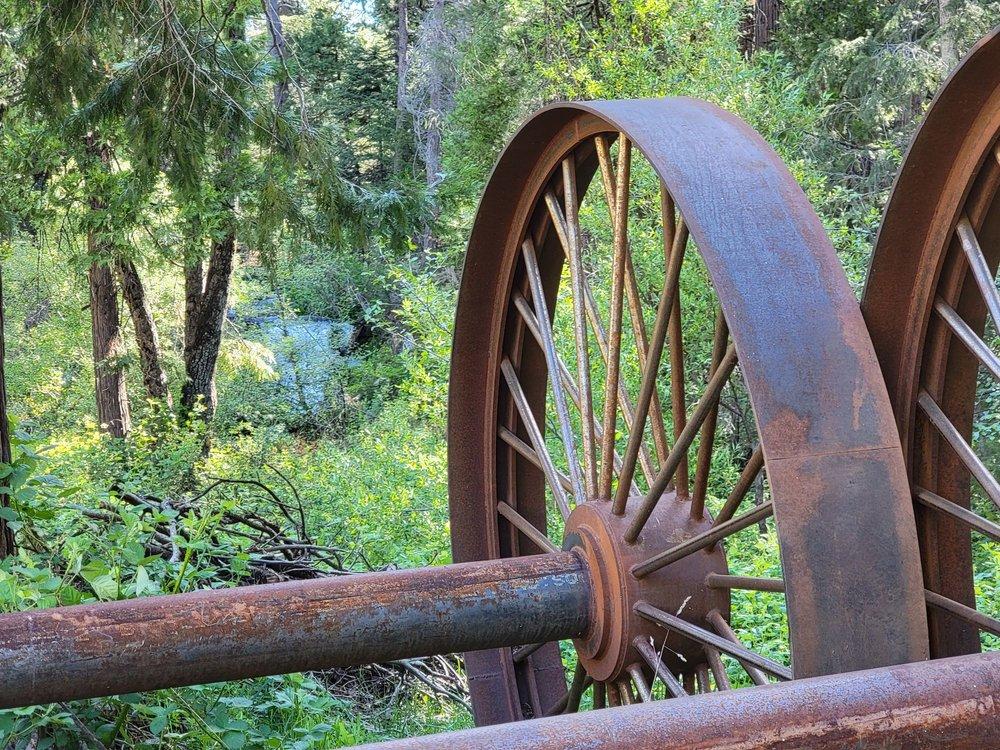 Living Springs RV & Lodging: 7185 Mill Creek Rd, Shingletown, CA