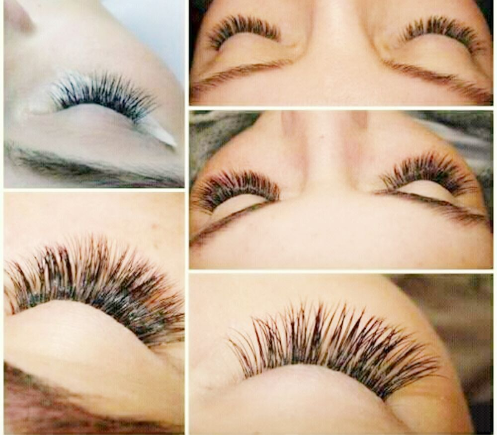 Individual Eyelash Extension Last Up To 6 Week Water Proof By