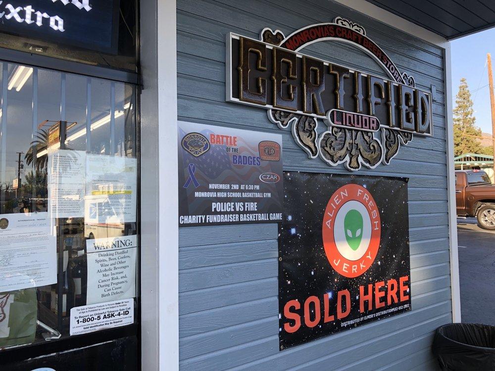 Certified Market: 227 E Foothill Blvd, Monrovia, CA
