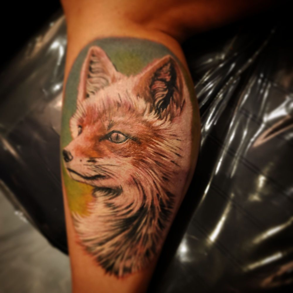 Carter Ink Tattoos: 445 E G Miles Pkwy, Hinesville, GA