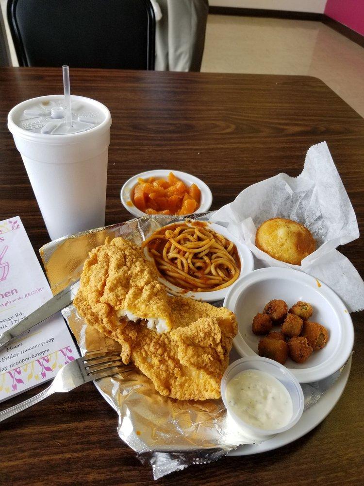 Gracie's Kitchen: 7185 US-64, Memphis, TN