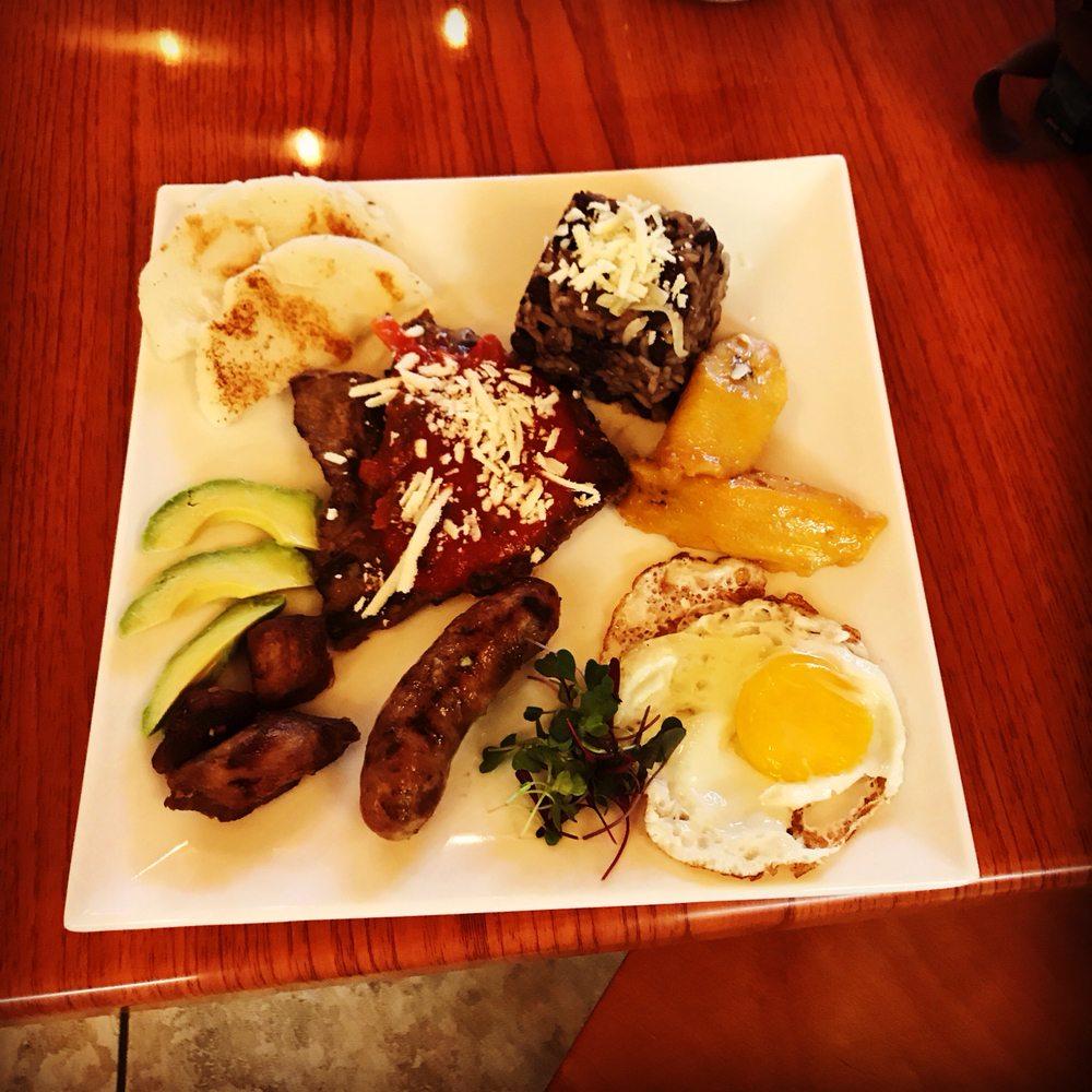 Las Americas Latin Cuisine: 301 S St Charles St, Brenham, TX