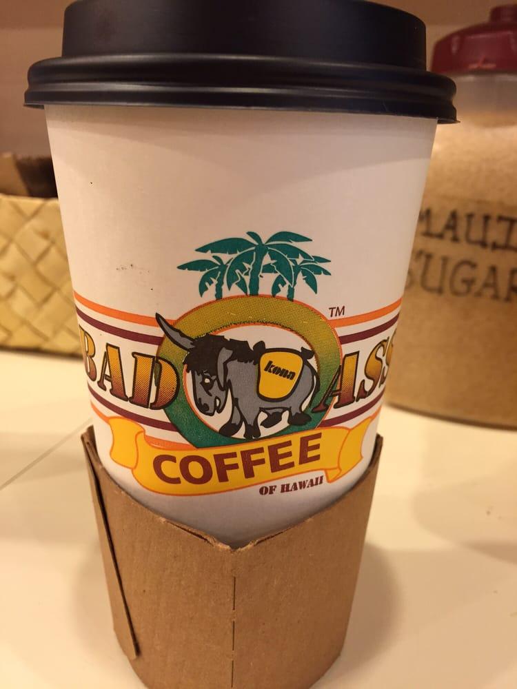 Bad Ass Coffee Company - Lahaina, HI