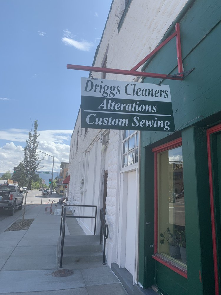 Lulu's Cleaners: 20 Little Ave, Driggs, ID