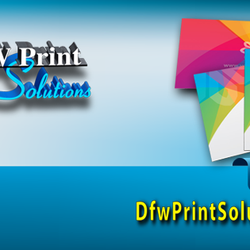 DFW Print Solutions - Printing Services - 3104 Roberts Cut Off, Far