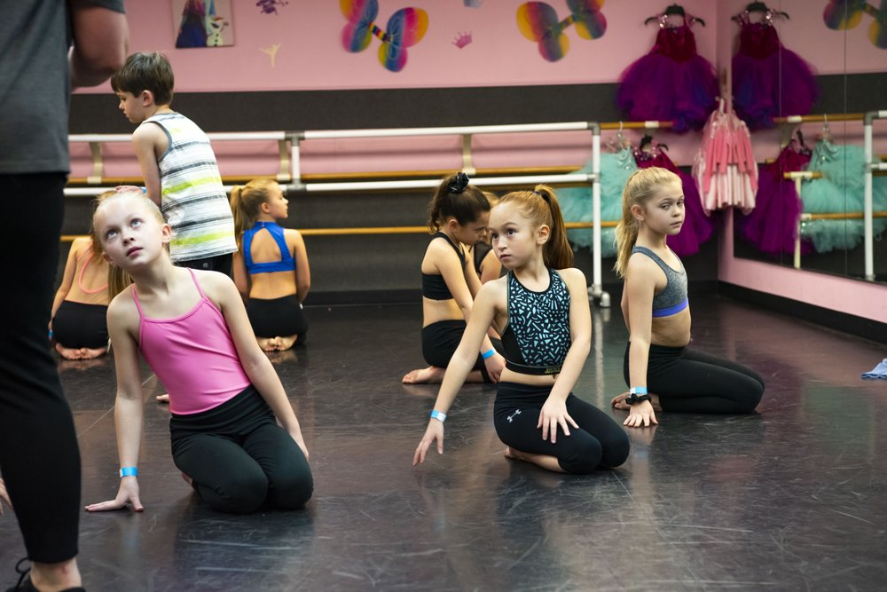 Creative Dance Center-Ashburn: 44710 Cape Ct, Ashburn, VA