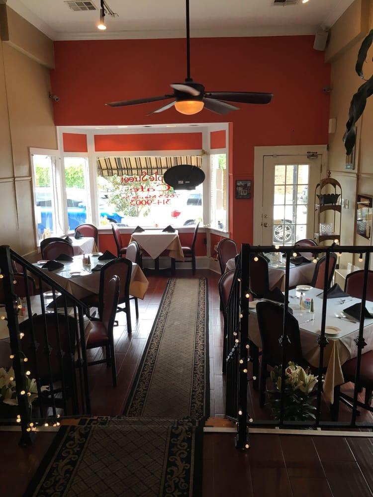 Maple Street Cafe New Orleans Menu