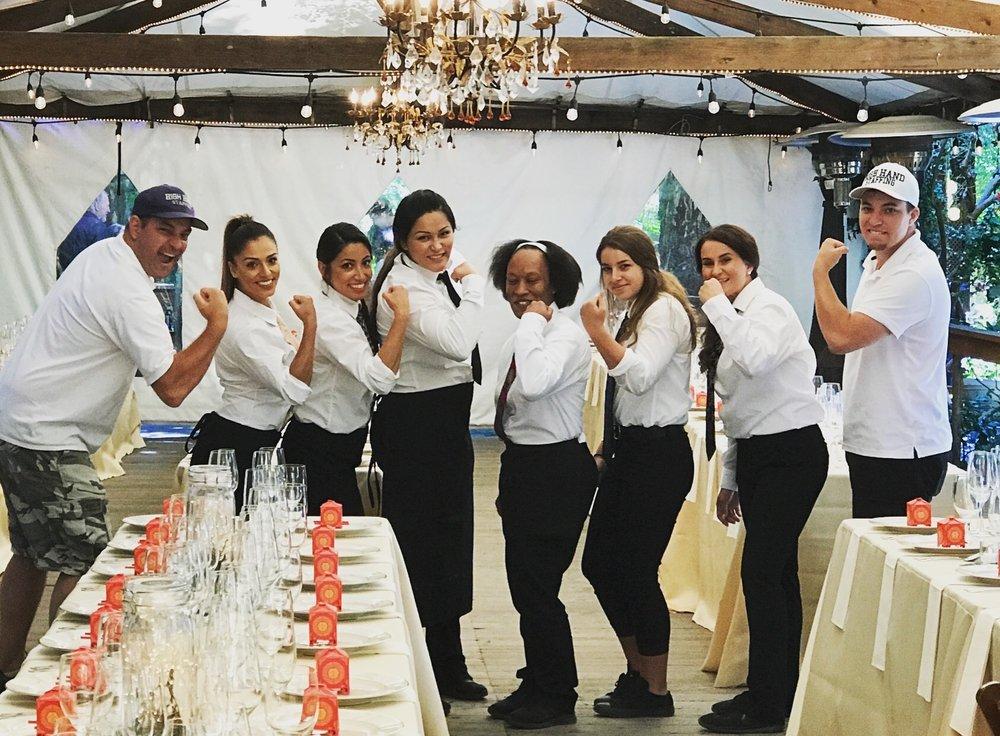 Napa Phoenix Catering Staffing: 1730 E Sandalwood Rd, Casa Grande, AZ