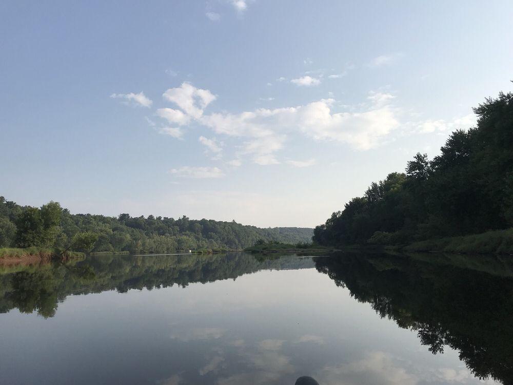 Eric's Canoe Rental: 1289 S Vincent St, Saint Croix Falls, WI