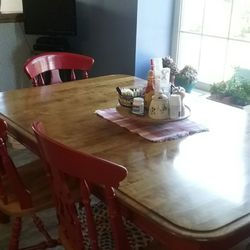 Photo Of Delaware Furniture Restoration   Wilmington, DE, United States.  Kitchen Table,