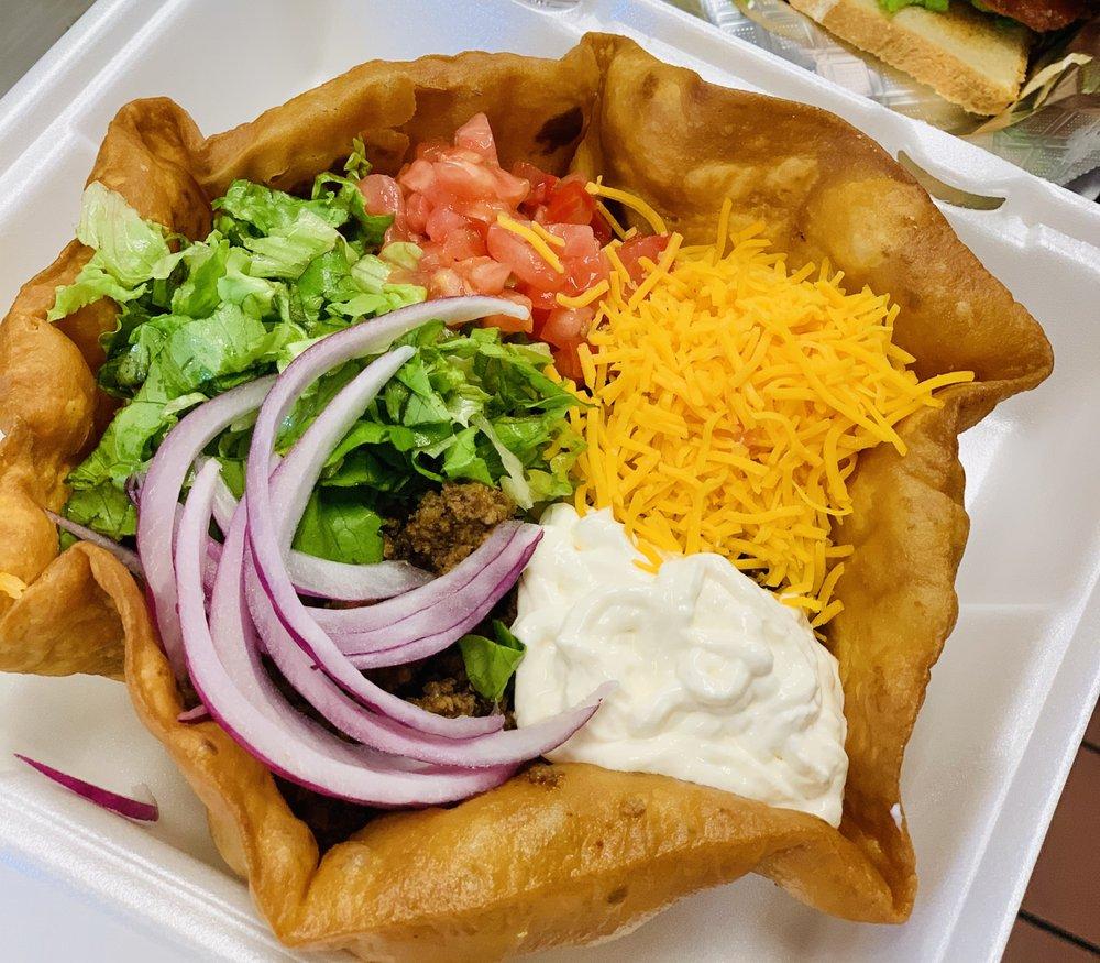 Mario's Tacos: 211 W San Antonio St, Lockhart, TX