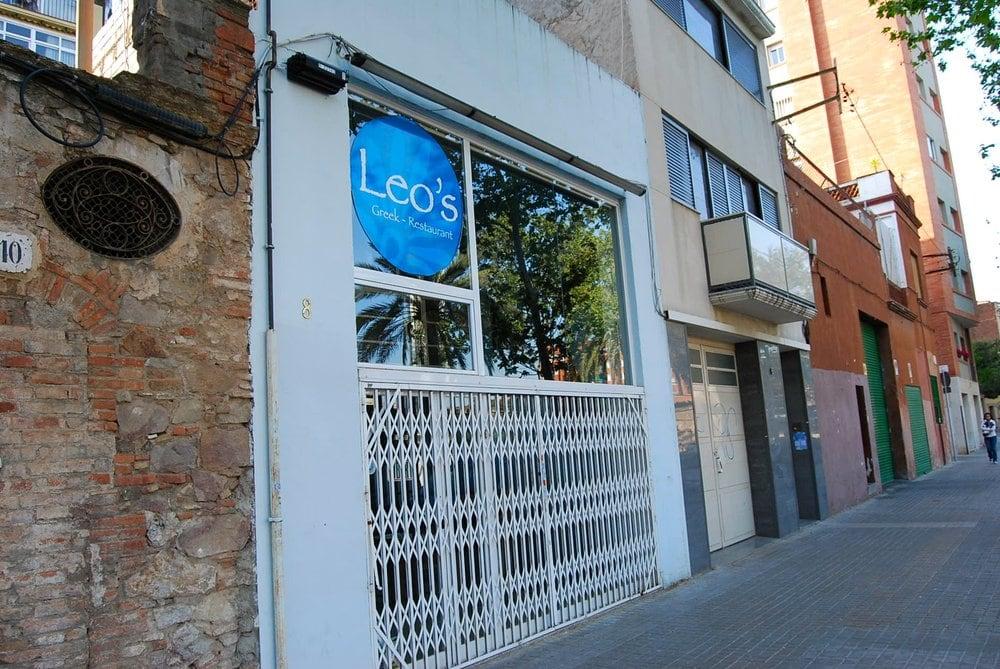 Leo's: Carrer dels Escultors Claperós, 8, Barcelona, B