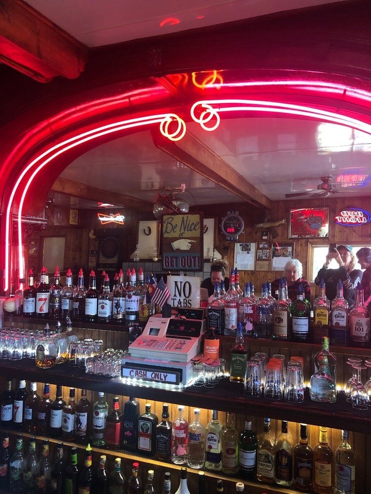 Stockman's Bar: 441 Main St, Walden, CO