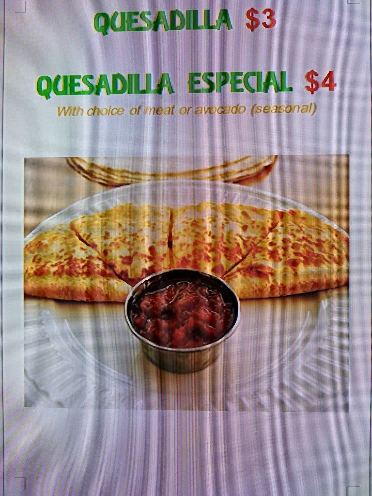 Panchos Tacos - P & J's Tacos De La Calle: 15-2492 Pahoa Village Rd, Pahoa, HI