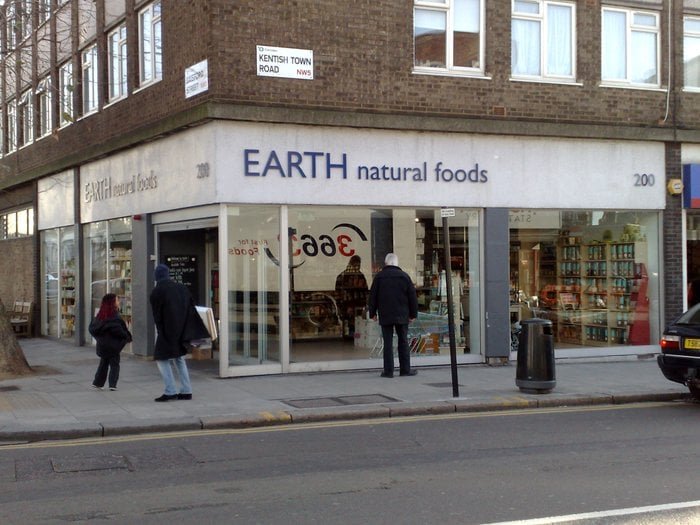 Earth Natural Foods London