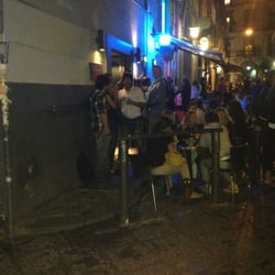 Chandelier Cafè - Lounge bar - Via Bisignano 45-55, Chiaia, Napoli ...