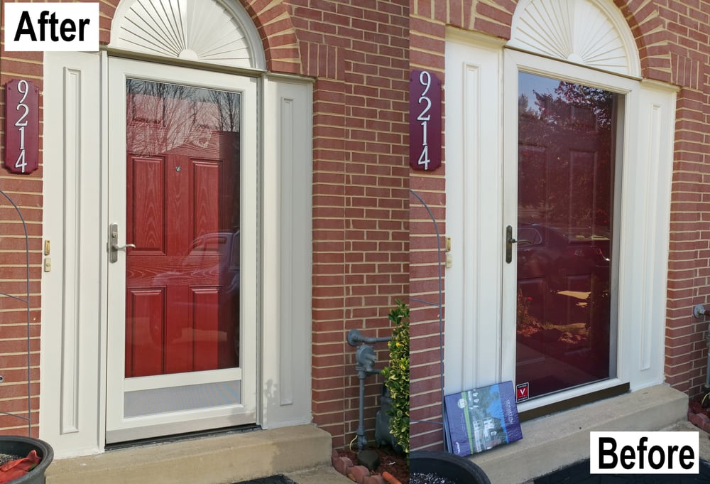 Photo Of Crystal Exteriors   Silver Spring, MD, United States. ProVia  Heritage Fiberglass