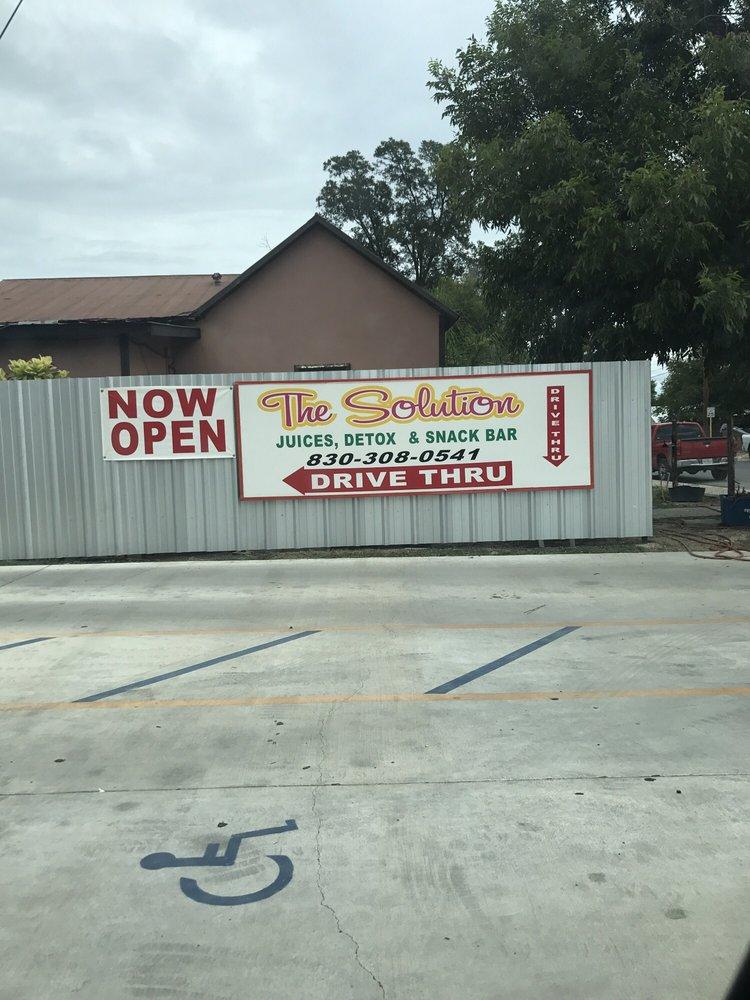 The Solution: 600 E 3rd St, Del Rio, TX