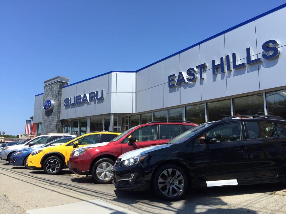 Subaru Dealers Near Me >> East Hills Subaru - 39 Photos & 49 Reviews - Car Dealers - 1039 Northern Blvd, Roslyn, NY ...