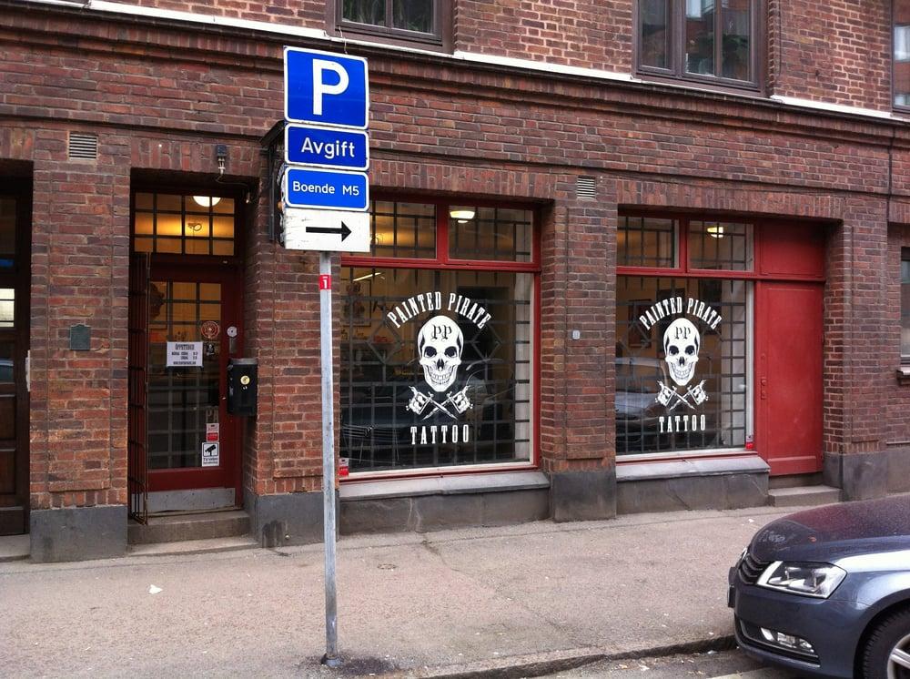tatueringar spansk avsugning nära Göteborg