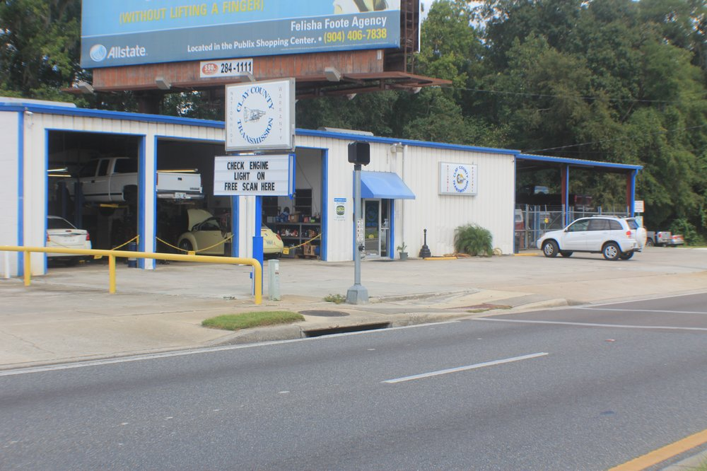 Clay County Transmission: 2456 Blanding Blvd, Middleburg, FL