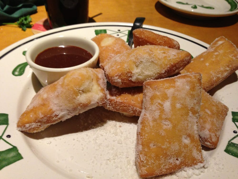 Photo Of Olive Garden Italian Restaurant   Sparks, NV, United States.  Zeppoli Dessert