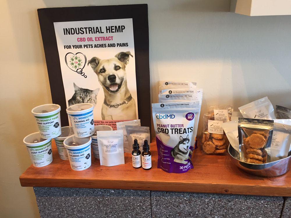CBDmd, honest Paes and Furbabies Cbd dog treats - Yelp