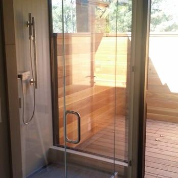 Photo Of A 1 Shower Door U0026 Mirror   Graton, CA, United States